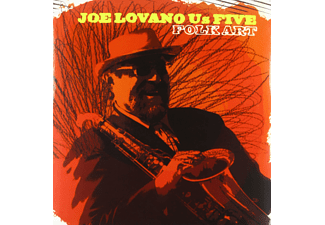 Joe Lovano Us Five - Folk Art - (Vinyl)