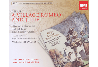 VARIOUS, Royal Philharmonic Orchestra, John Alldis Choir - A Village Romeo And Juliet - (CD + CD-ROM)