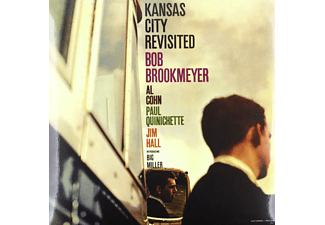 Bob Brookmeyer - Kansas City Revisited - (Vinyl)
