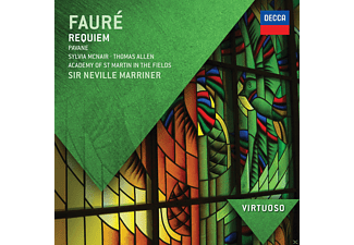 Joshua Academy Of St. Martin In The Fields, John Birch, Sir Neville Marriner - Fauré: Requiem - (CD)