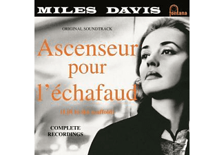 Miles Davis - Ascenseur Pour L'Échafaud (Lift To The Scaffold) - (Vinyl)