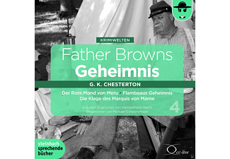Father Browns Geheimnis - Vol. 4 - 2 CD - Krimi/Thriller