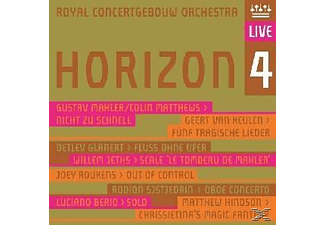 VARIOUS - Horizon 4 - (CD)