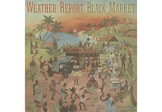 Weather Report - Black Market - (Vinyl)