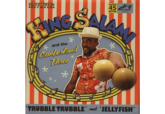 King Salami & The Cumberland 3 - Trubble Trubble And Jellyfish - (Vinyl)