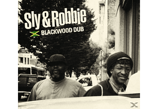 Sly & Robbie - Blackwood Dub (Picture Disc) - (Vinyl)