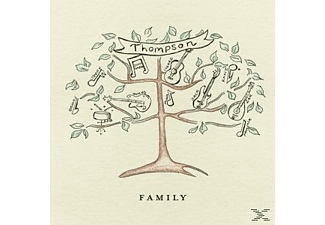 Thompson - Family - (CD)