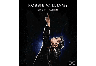 Robbie Williams - Live In Talinn | Blu-ray