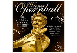 VARIOUS - Wiener Opernball Classics - (CD)