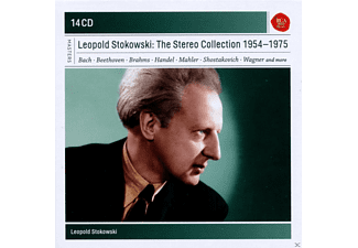 VARIOUS - Leopod Stokowki: The Stereo Collection 1954-1975 - (CD)