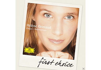 Hélène Grimaud - Chopin / Rachmaninov (First Choice) - (CD)