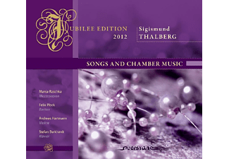 Manja Raschka, Felix Plock, Andreas Hartmann, Stefan Burkhardt - Songs And Chamber Music - (CD)