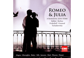 VARIOUS - Romeo & Julia - (CD)