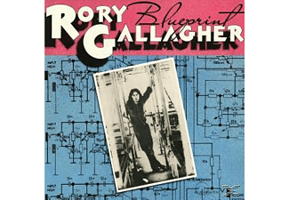 Rory Gallagher - Blueprint =Remastered= - (Vinyl)