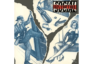 Social Distortion - Social Distortion - (Vinyl)