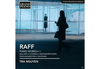 Tra Nguyen - Piano Works 1 - (CD)