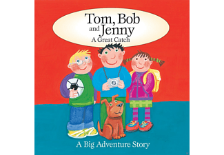 The Jamborees - Tom, Bob And Jenny - A Great Catch - (CD)