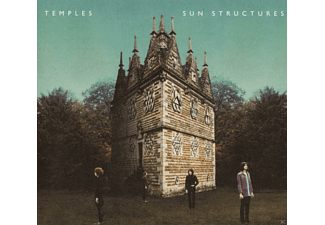 Temples - Sun Structures (Deluxe Edition) - (CD)