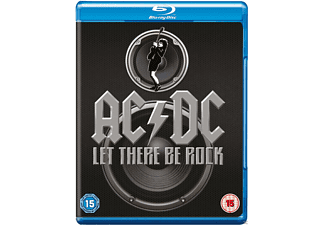 AC / DC - Let There Be Rock (Blu-ray)