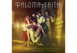 Paloma Faith - A Perfect Contradiction Outsiders' Edition (Deluxe) [CD]