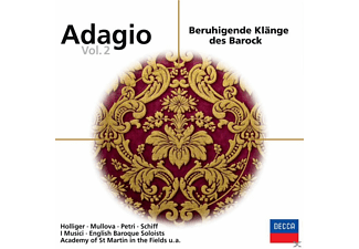 VARIOUS - Adagio Vol.2 [CD]
