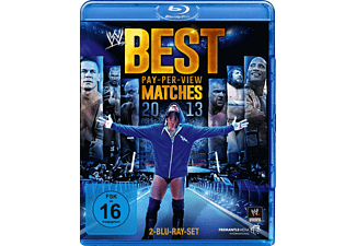 WWE - Best PPV Matches 2013 [Blu-ray]
