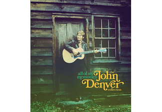 John Denver - All Of My Memories - (CD)