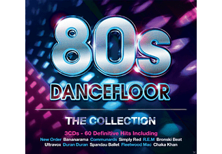 VARIOUS - 80s Dancefloor: The Collection [CD]