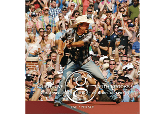 Garth Brooks - Double Live [CD + DVD]