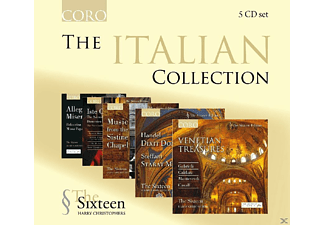 Harry Christophers, The Sixteen - The Italian Collection - (CD)