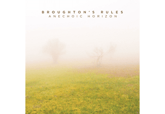 Broughton's Rules - Anechoic Horizon - (CD)