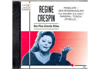 Régine  Crespin - Ses Plus Grands Roles [CD]