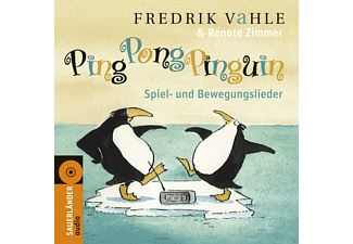 ping pong pinguin fredrik vahle auf cd online kaufen saturn. Black Bedroom Furniture Sets. Home Design Ideas