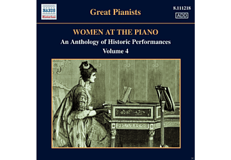 VARIOUS - Women at the Piano Vol.4 - (CD)