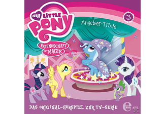 My Little Pony - My Little Pony 03: Angeber-Trixie - (CD)