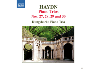 Malin Broman, Jesper Svedberg, Simon Crawford - Klaviertrios Nor. 27, 28, 29 And 30 - (CD)