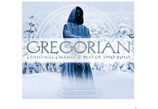 Gregorian - Christmas Chants - Best Of (1990-2010) [CD]
