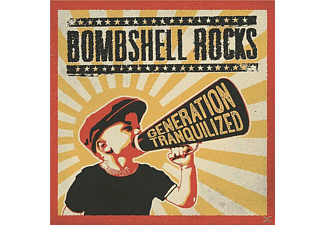 Bombshell Rocks - Generation Tranquilized - (CD)