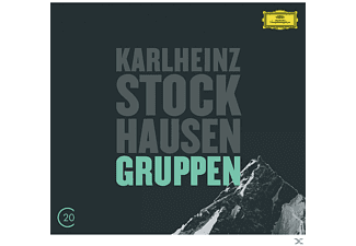Claudio Abbado, Friedrich Goldmann - Gruppen - (CD)