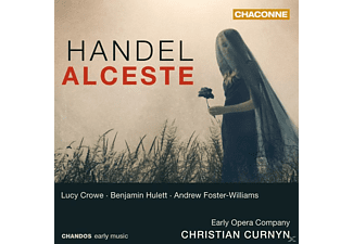 Benjamin Hulett, Andrew Foster-Williams, Early Opera Company, Lucy Crowe - Alceste - (CD)