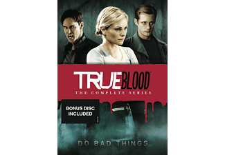True Blood - The Complete Series | DVD
