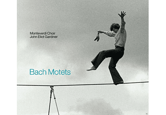 Monteverdi Choir - Bach Motets - (CD)