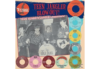 Various/Teenage Shutdown - Teen Jangler Blowout! - (Vinyl)