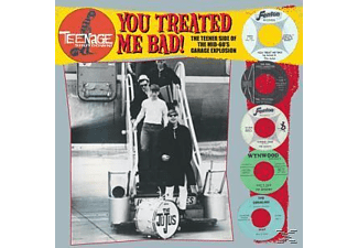 Various/Teenage Shutdown - You Treated Me Bad - (Vinyl)