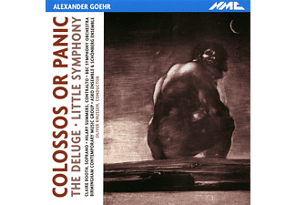 Hilary Summers, Claire Booth, BBC Symphony Orchestra, Schonberg Ensemble, Asko Ensemble, Birmingham Contemporary Music Group - The Deluge/Colossos Or Panic/Little Symphony - (CD)