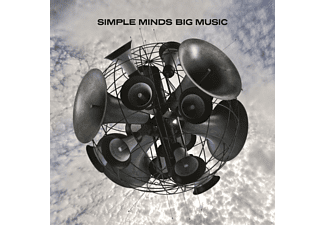 Simple Minds - Big Music - (Vinyl)
