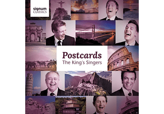 The King's Singers - Postcards - (CD)