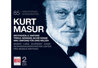 Kurt Masur, VARIOUS - 85th Anniversary Edition - (CD)