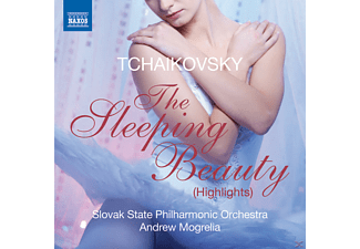 Andrew Mogrella, Slovak State Philharmonic Orchestra - The Sleeping Beauty ( Highlights) - (CD)