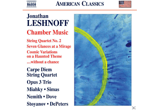 VARIOUS, Carpe Diem String Quartet - Chamber Music - (CD)